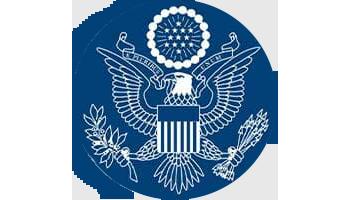Amerikanikh Presbeia logo