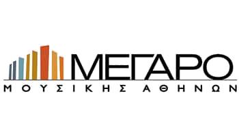 Megaro mousikhs logo